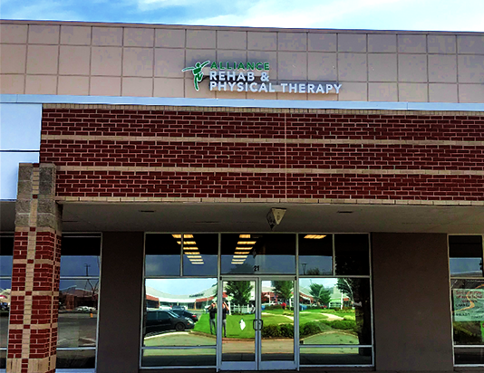 Alliance Physical Therapy Tidewater Norfolk / Janaf